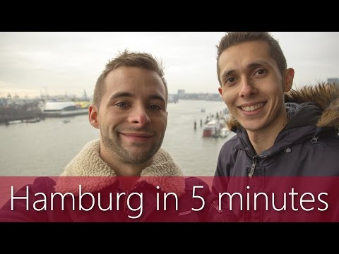 Hamburg in 5 minutes | Travel Guide | Must-sees for your city tour