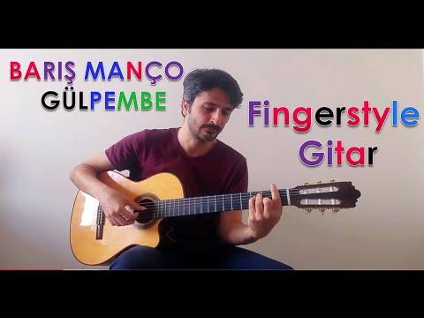 GÜL PEMBE (Klasik gitar Enstrümantal)