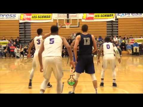 Don't Like Chino Hills Basketball Sierra Canyon Vs  Gonzaga A BUNCH OF FUTURE D1 PLAYERS GO AT IT!!