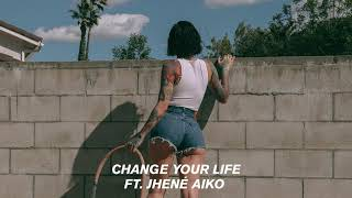 Kehlani - Change Your Life Ft. Jhené Aiko [Official Audio]
