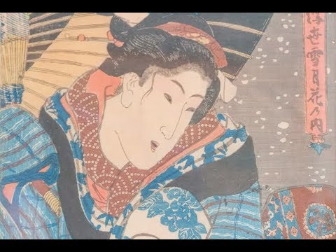 Collectors of Japanese prints