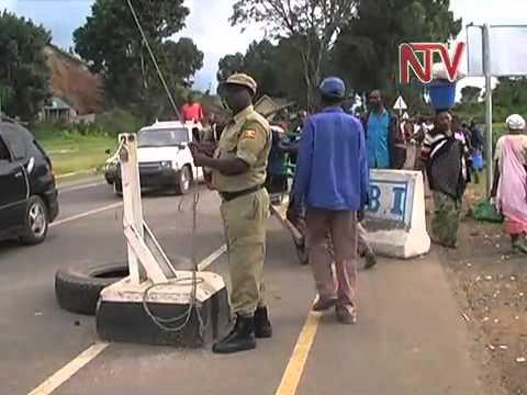 9 Congo Rebels surrender to Uganda Security