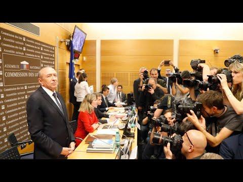 فرنسا: وزير الداخلية يقول أمام البرلمان إن الرئاسة تتحمل مسؤولية قضية بينالا  - نشر قبل 2 ساعة
