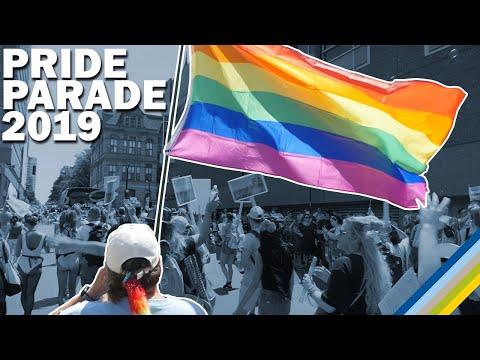 Halifax Pride Parade 2019 - MSVU