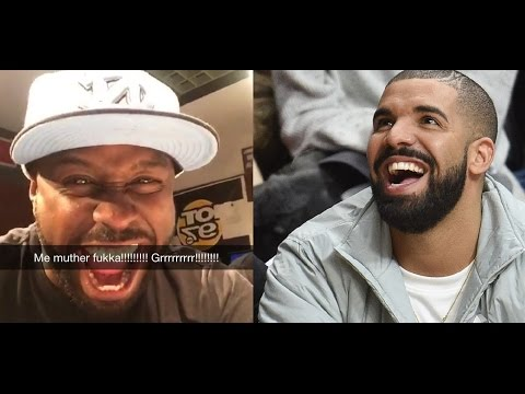 """Funkmaster Flex Plans to Respond to Drake Calling for him to be fired. Says he """"Got a Story to Tell"""""""