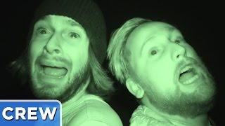Ghost Hunting At Devil