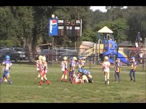 Michael III-Football North Jax Highlights.wmv