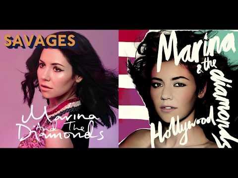Hollywood Savages - Marina and the Diamonds (Mashup)
