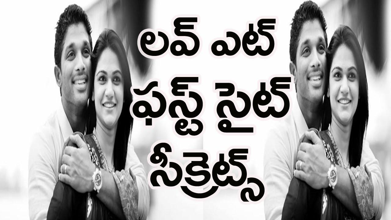 Allu Arjun And Sneha Reddy Love Story Secrets Youtube