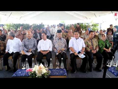 PGN: Perusahaan Gas Negara - Peresmian Infrastruktur di Batam (1)