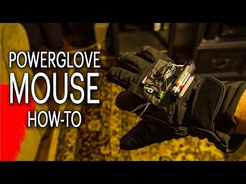 Turn your Mouse into a Powerglove!