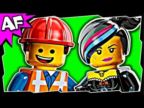 Lego Movie Collectible MINIFIGURE Series 71004 Stop Motion Review