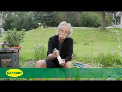 Schacht Gartenpflege: Jean Pütz über Bio Spritzmittel aus Kräutern