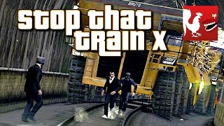 Stop That Train X - Things to do in GTA V