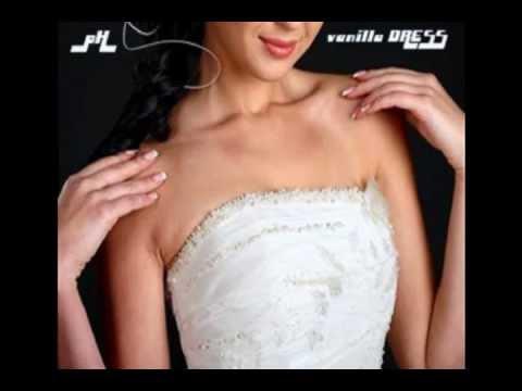 paper HEART - Vanilla Dress