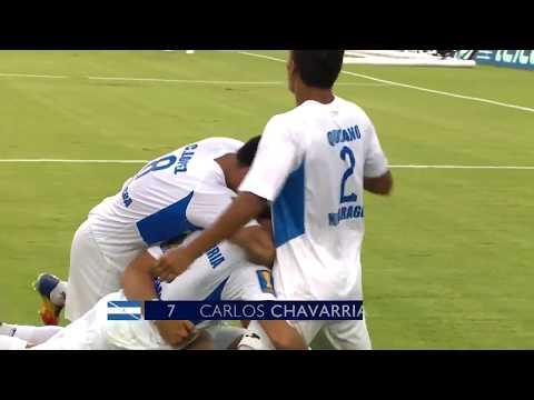 Gol de Nicaragüense nominado al Mejor del Año