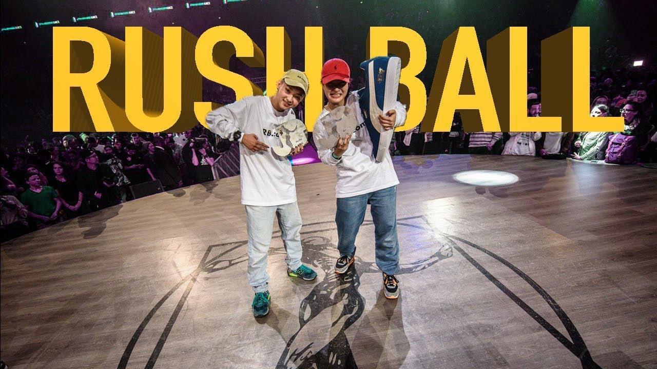The Amazing Duo   RUSH BALL   Dance Battle Compilation 🔥