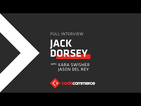 Jack Dorsey, CEO of Square and Twitter, live Tuesday, Dec. 6 @ 8:00 pm PT/ 11:00pm ET