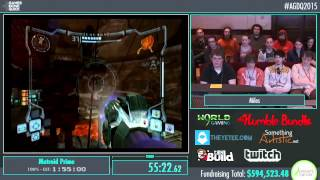 Awesome Games Done Quick 2015 - Part 150 - Metroid Prime by Miles