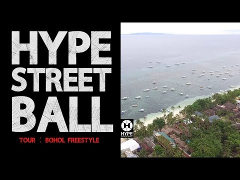 Travel Ballin - Bohol Philippines / Hype Streetball