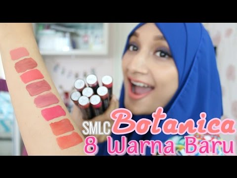 Mineral Botanica Lip Cream 12-2- Swatch & Review