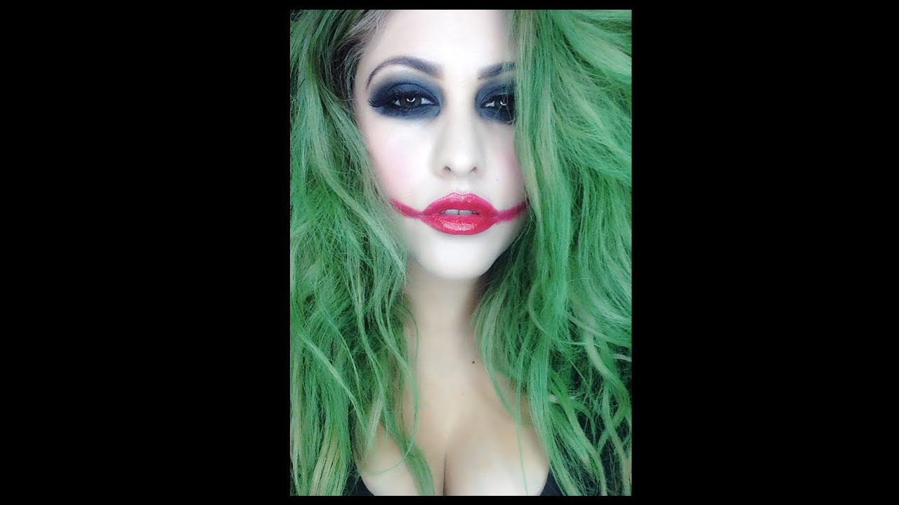 Joker Girl - YouTube