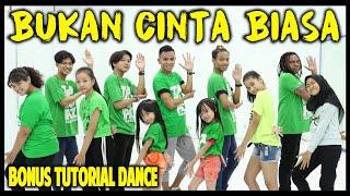 Download lagu TIK TOK BUKAN CINTA BIASA - CINTAKU BUKAN DI ATAS KERTAS - DANCE ZUMBA GOYANG JOGET