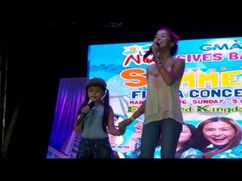 Kris Bernal Sings The Theme Song of 'Little Nanay'