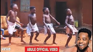 PATORANKING FT GHETTO KIDS (ABULE DANCE) OFFICIAL VIDEO
