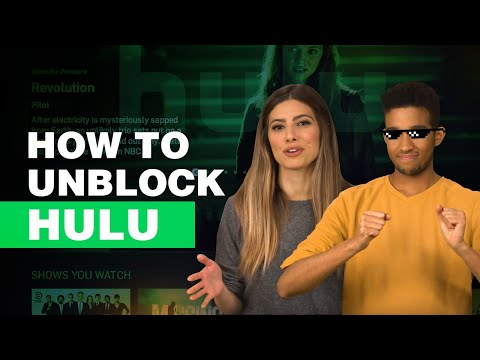 How To Unblock Hulu
