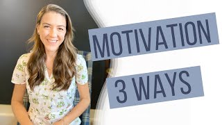 3 tips for staying motivated as you build your music-based career – Jess Voigt Page