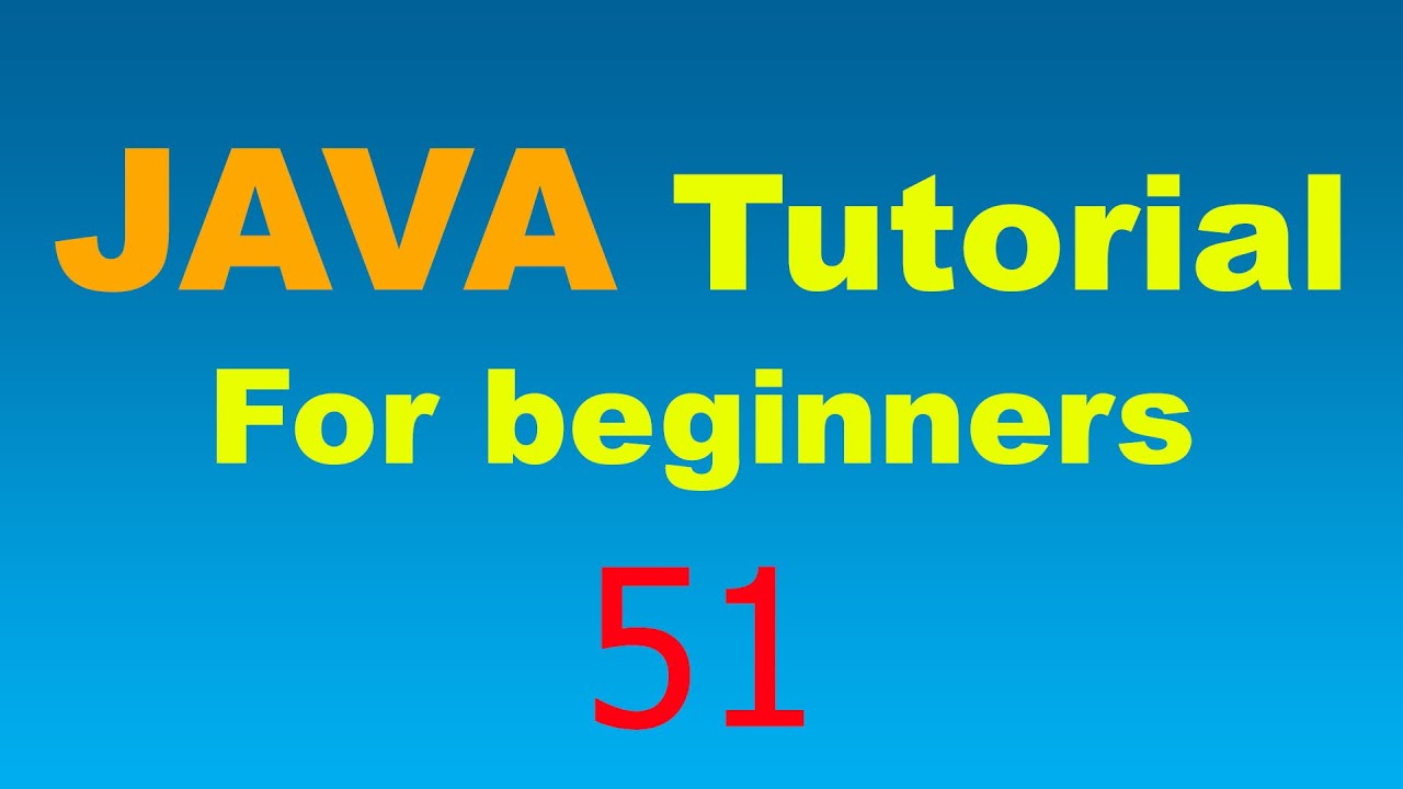 Java tutorial for beginners 51 collections and generics youtube java tutorial for beginners 51 collections and generics baditri Image collections