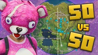 PROVO LE 50 vs 50 - Fortnite