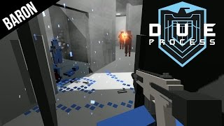 Due Process Gameplay - Epic Tactical Shooter! Exclusive First Look Multiplayer Gameplay
