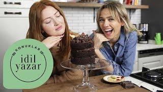 Danla Bilic ile Ölümüne Çikolatalı Pasta | İdil Yazar ile Yemek Tarifleri Video