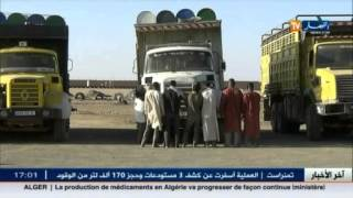 الجيش الشعبي الوطني يحبط عملية تهريب للوقود بتمنراست