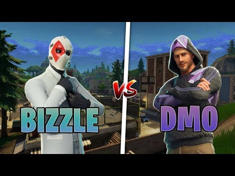 Ghost Bizzle vs Ghost Dmo #2 | Creative 1v1 *NA BUILD FIGHTS*