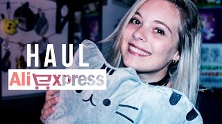 HAUL ALIEXPRESS | Totoro, pusheen, iphone...