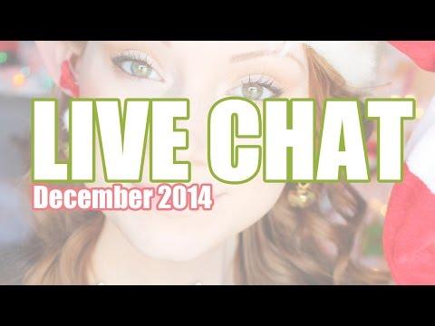 Live Chat [Dec 2014]