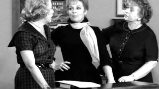 The Lucy Show LUCY'S BARBERSHOP QUARTET
