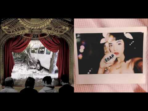 Sugar We're Soapin' Down (Mashup) - Fall Out Boy & Melanie Martinez