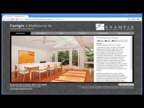 Property Microsites by Campaigntrack