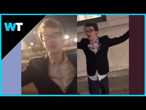 Columbia Student's RACIST RANT Denounced By University