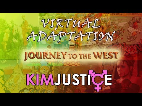 Virtual Adaptation: Games Based On Journey to the West - Kim Justice