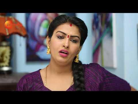Rekka Katti Parakuthu Manasu - Indian Tamil Story - Episode 205 - Zee Tamil TV Serial - Best Scene