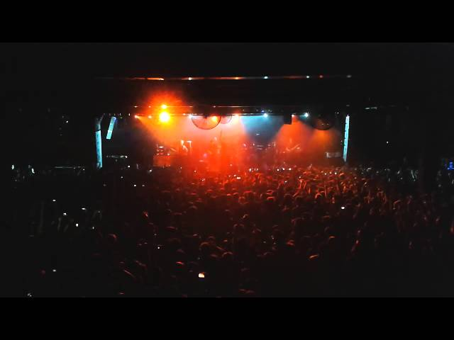 Of Mice and Men - Second and Sebring (Live in Mexico City 02/08/14)