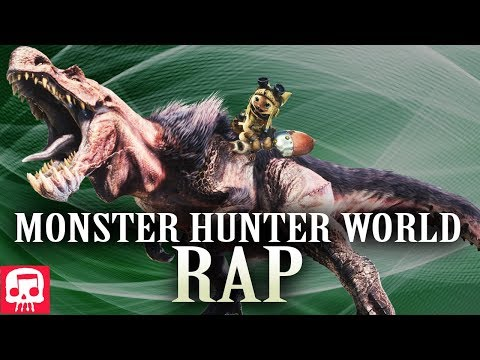 "MONSTER HUNTER WORLD RAP by JT Music - ""The Beast Within"""