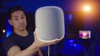 Apple HomePod Initial Review - Surprisingly GOOD! - Jonathan Morrison