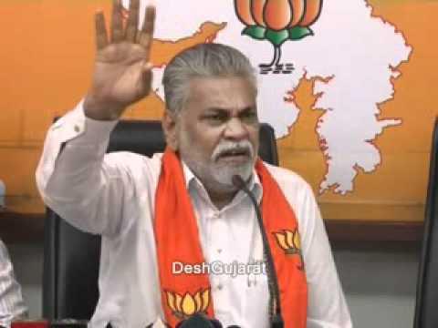 ૧,૭૧,૦૭૩ કરોડનું ગુજરાતનું વાર્ષિક બજેટ જોઇને કોંગી નેતાઓની લાળ ટપકે છે: પરસોત્તમ રૂપાલા
