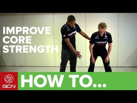 How To Improve Core Strength For Cyclists